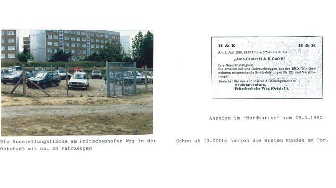Gründung H & K GmbH
