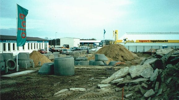 Neubau Werkstatt und Kundenzentrum