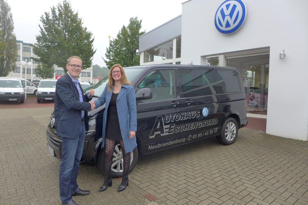 2014 Doku Art Shuttel Sponsor Autohaus Eschengrund
