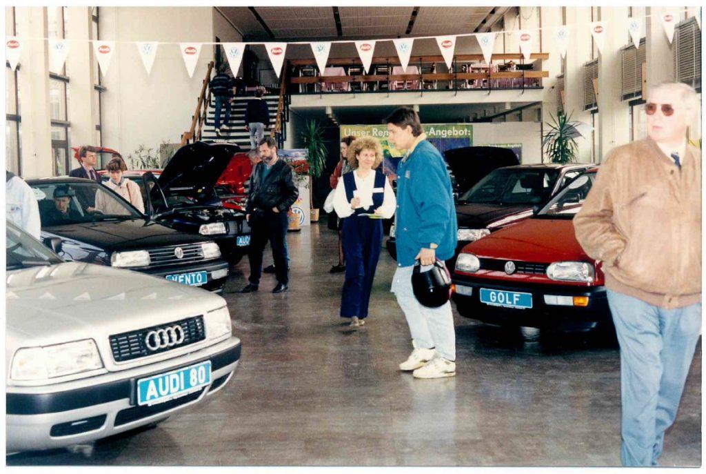 1993 Ausstellung im HKB