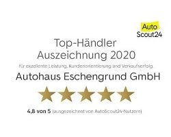 AutoScout24 Auszeichnung 2020 Top Händler Autohaus Eschengrund Neubrandenburg-n
